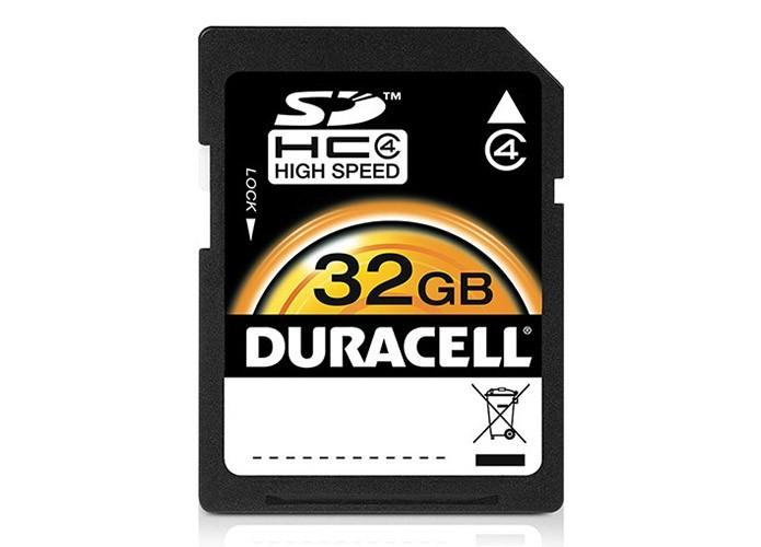 Marca de baterias também comercializa cartão barato de 32 GB (Foto: Divulgação)