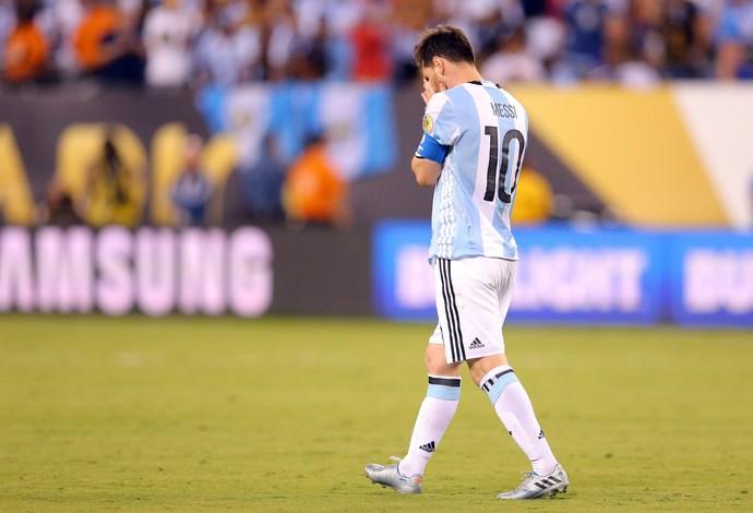 Messi Argentina (Foto: Reuters)