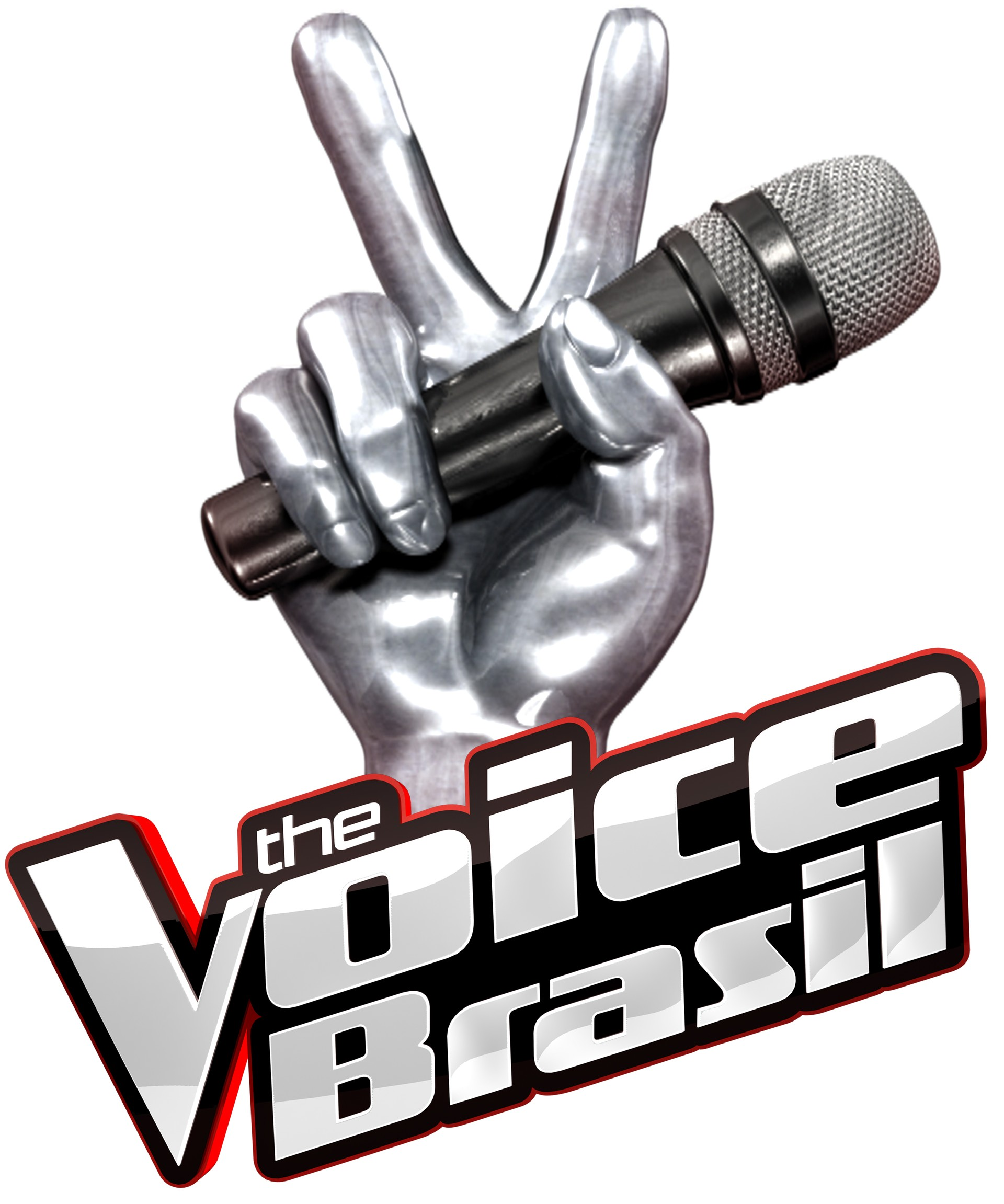 logo the voice brasil (Foto: The Voice Brasil/TV Globo)