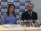 MPF diz que Andressa  &#39;mensageira do grupo criminoso&#39; de Cachoeira
