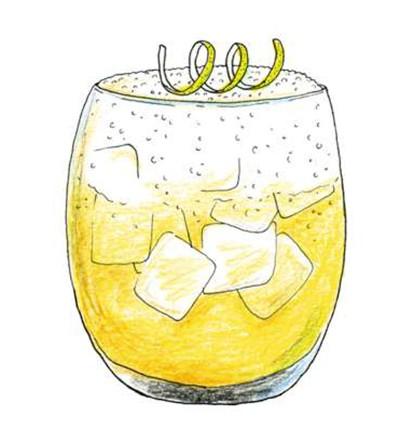 Whisky Sour (Foto: Ilustrações Daniel Almeida)
