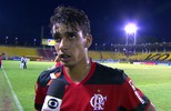 Lucas Paquetá descreve golaço marcado contra o Madureira