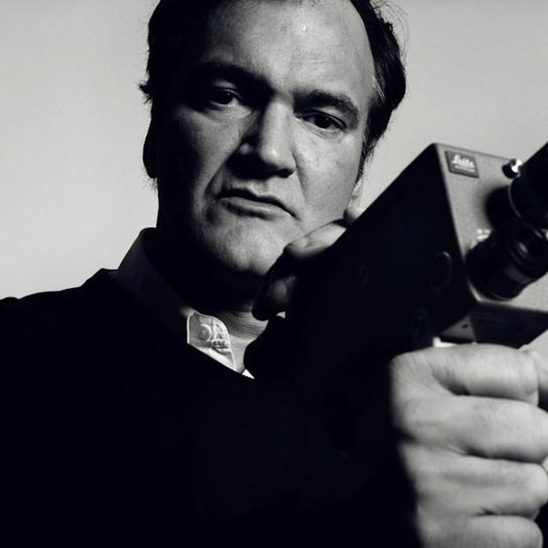 Quentin Tarantino (Foto: reprodução)