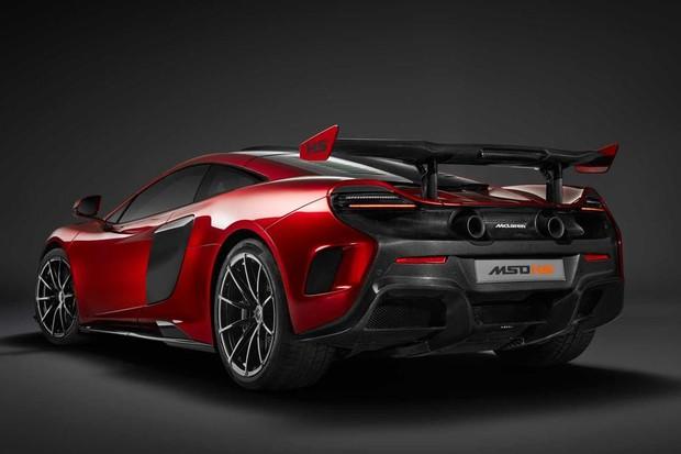 McLaren MSO HS traseira (Foto: Divulgação)