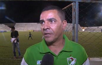 Evandro Guimarães destaca superação do Salgueiro na vitória contra o River-PI