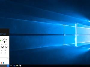 Cortana, assistema pessoal do Windows 10.