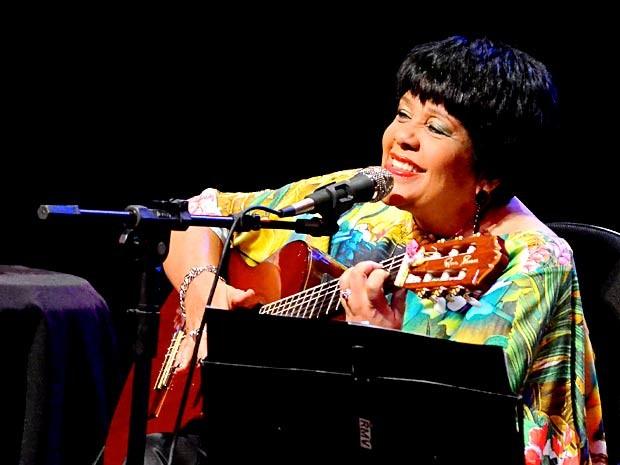 """A cantora Rosa Passos, atração de encerramento do """"Cerrado Jazz Festival"""", em Brasília (Foto: Divulgação)"""