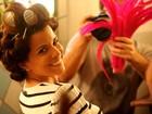 Veja os bastidores do Paparazzo de Gracyanne Barbosa e Renata Santos