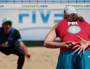 vôlei de praia Prudel e Emanuel (Foto: FIVB)