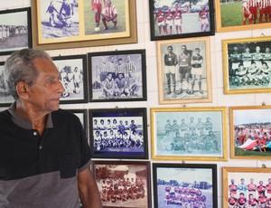 Gervázio, ex-jogador do Flamengo-RO (Foto: Daniele Lira)