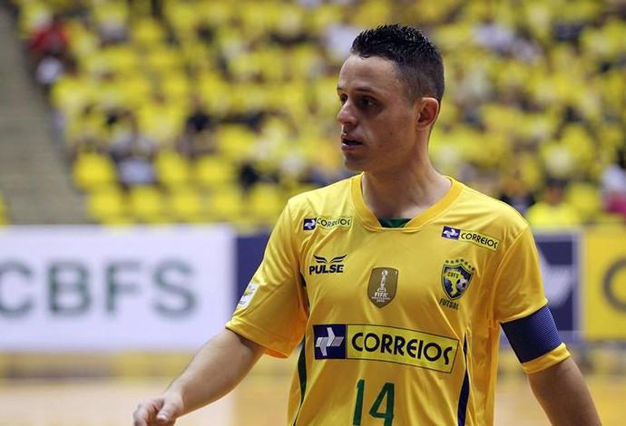 Rodrigo futsal brasil (Foto: Zerosa Filho/CBFS)