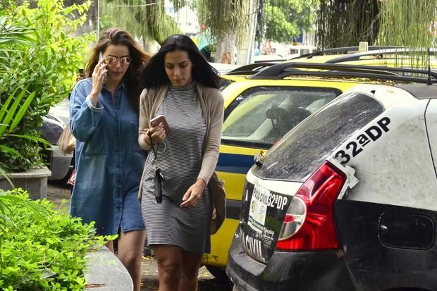 Rayanne Morais e Carla Prata (Foto: Roberto Teixeira / EGO)