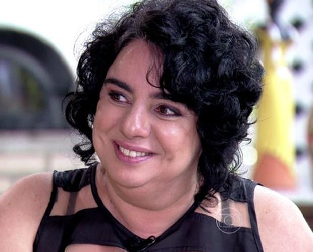Mariza diz que acredita em Cézar: 'Vejo bondade' (Foto: TV Globo)
