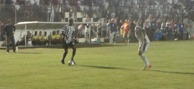 Treze 1 x 0 CSP, no Estádio Presidente Vargas (14ª rodada da 1ª fase do Campeonato Paraibano 2013) (Foto: Divulgação / Treze)