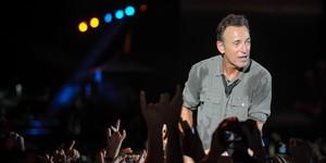 Bruce Springsteen: Sociedade alternativa (Flavio Moraes/G1)