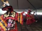 Budistas tibetanos festejam chegada do ano 2143 em templo no RS