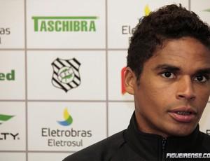 Almir, jogador do Figueirense  (Foto: Luiz Henrique, divulgação / FFC)