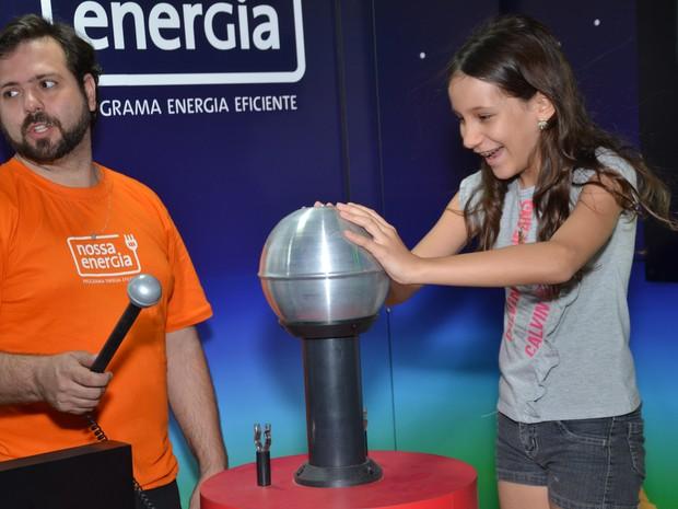 Uso racional da energia é o princípio básico do projeto (Foto: Assessoria/ Energisa Mato Grosso)