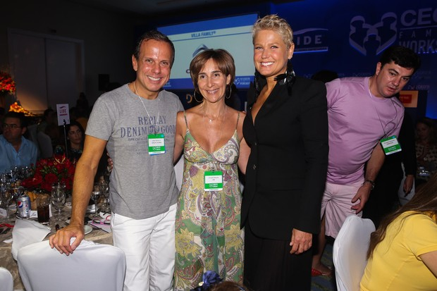 Xuxa Meneghel (Foto: Manuela Scarpa / Foto Rio News)