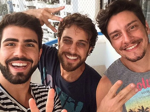 Comédia fala sobre a vida, sonho e a busca da felicidade de três amigos (Foto: Divulgação/ Superintendência de Comunicação)