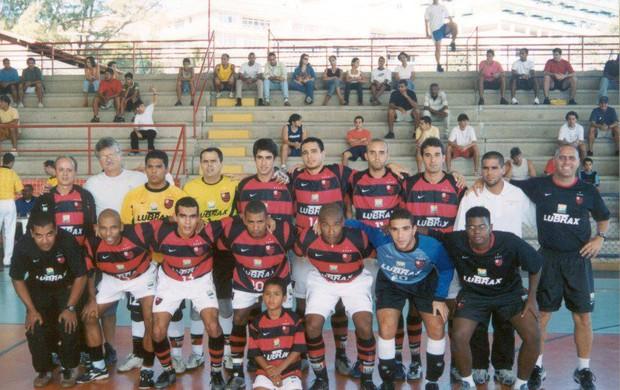 Bartolo futsal Flamengo 2002 (Foto: Divulgação)
