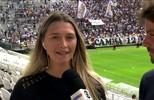 Repórter Ana Thaís Matos fala sobre o machismo no futebol