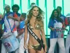 Marthina Brandt, Miss Brasil 2015, fala sobre reinado: 'Quase não dormi'