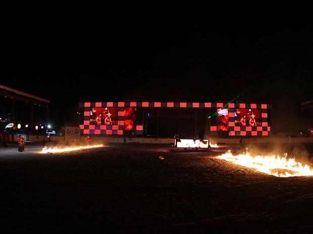 Red Eventos, que recebe o Rodeio de Jaguariúna, tem mais de de 450 mil metros quadrados. (Foto: André Silva/ Divulgação)