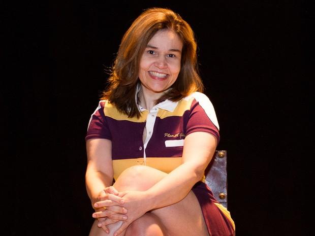 Claudia Rodrigues (Foto: Alex Nunes/Divulgação)