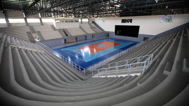 Ginásio da Escola Superiror de Educação Física (Foto  Cristino  Martins Agência Pará) 4588345400c84