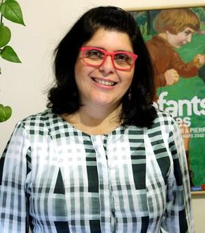 Maria Fernanda, psicloga (Foto: Rodrigo Montenegro)