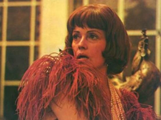 """Jeanne Moreau em 1973, no filme Joanna Francesa: """" (Foto: Reprodução)"""