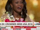 Oficial do Exército é eleita Miss Estados Unidos 2016