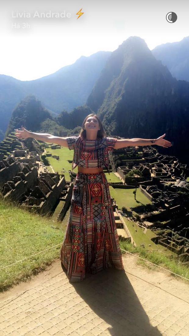 Livia Andrade (Foto: Instagram / Reprodução)