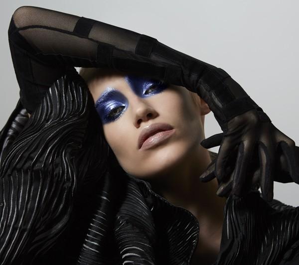 Olho azul (Foto: Pedro Bonacina)