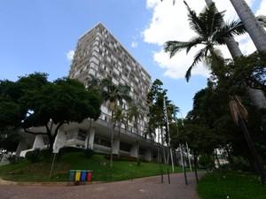 A sede da Prefeitura Municipal de Campinas, SP (Foto: Toninho Oliveira / Prefeitura de Campinas)