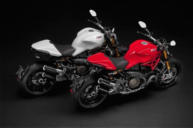 Ducati Monster 1200 e 1200 S (Foto: divulgação)