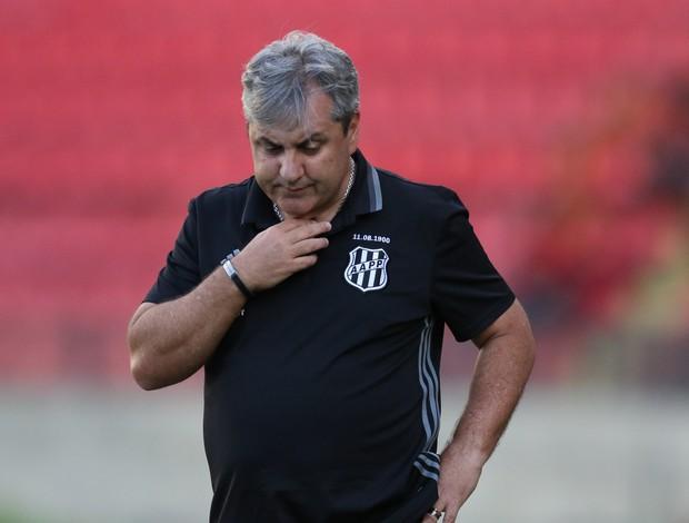 BLOG: Troca de comando técnico continua ativa no Brasileirão