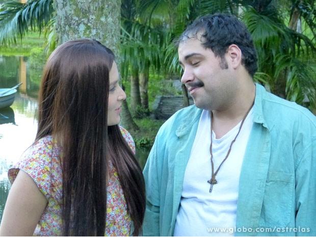 Angélica e Thiago (Foto: TV Globo/Estrelas)