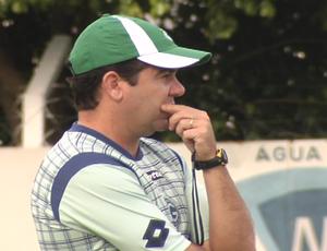 enderson moreira, técnico do Goiás (Foto: Reprodução/TV Anhanguera)