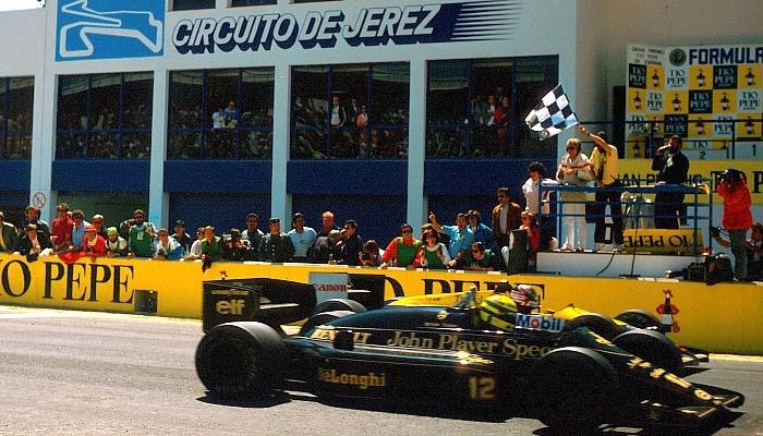 BLOG: 30 anos: a vitória mais apertada de Senna