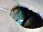 Presos reabrem túnel, mas Sejuc descobre plano e evita fuga no RN