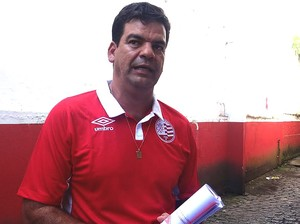 Moacir Júnior Náutico (Foto: Daniel Gomes)