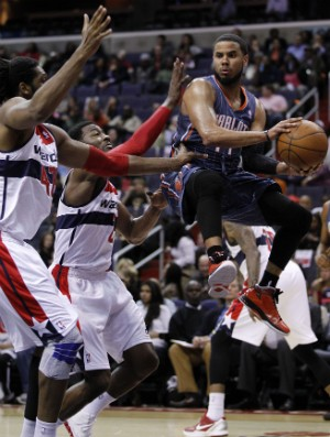 Nenê, Washington Wizards (Foto: AP)