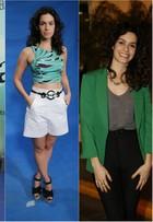 'Queria estar mais magra', diz Maria Flor, no ar como a Tais de 'Sete Vidas'