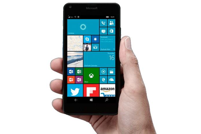 Windows 10 Mobile (Foto: Divulgação)