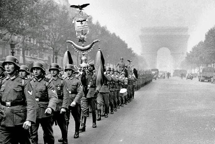 Paris ocupada