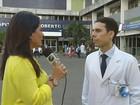 Lesão de fundo de olho é investigada em bebês com microcefalia na Bahia