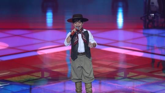 Ivete Sangalo segue 'coração maternal' e Thomas Machado se torna finalista do 'The Voice Kids'