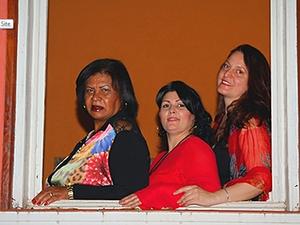 Mulheres em Canto se apresenta em Araraquara (Foto: Paulo Martelli)